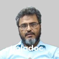 Prof. Dr. Asad Ullah Ejaz (Consultant Physician, Internal Medicine Specialist) Lahore