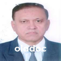 Top Doctor for Acute Respiratory Distress Syndrome in Faisalabad - Dr. Muhammad Yaseen