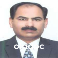 Top Doctor for Burns in Faisalabad - Dr. Muhammad Khalid