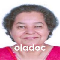 Top gynecologist in Faisalabad - Dr. Ghazala Bhatti