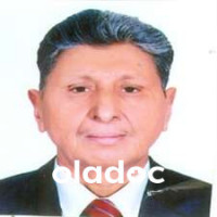 Prof Dr. Khalid Javed Abid (General Surgeon) Lahore