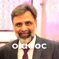Prof. Dr. Mujeeb Ur Rehman Abid Butt (Neurologist) Lahore