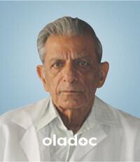 Lt. Gen. Dr. Afzal Najeeb (Cardiologist) Lahore