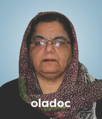 Dr. Safia Sultana (Gynecologist, Obstetrician) Lahore