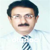 Dr. Syed Nadeem Raza (ENT Specialist) Lahore