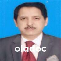 Top Orthopedic Surgeons in Shadman, Lahore - Dr. Muhammad Arshad Rana