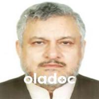 Top Orthopedic Surgeons in Shadman, Lahore - Dr. Khalid Tanveer Ahmad