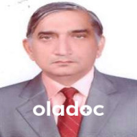 Top Child Specialists in Shadman, Lahore - Dr. Muhammad Tariq Latif