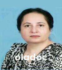Top Gynecologists in Jail Road, Lahore - Dr. Rakhshanda Rehman