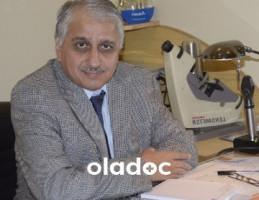 Dr. Muhammad Tayyab (Eye Specialist) -  Doctors Hospital (Johar Town, Lahore)