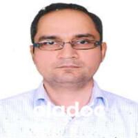 Dr. Syed Arsalan Khalid (Nephrologist) Lahore