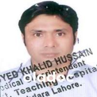 Dr. Ahmed Raza (Radiologist) Lahore