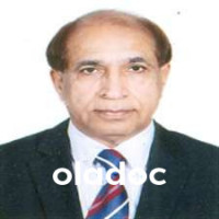 Prof Dr. Zafar Ul Ahsan (Urologist) Lahore