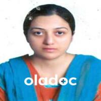 Dr. Adeena Khan (Radiologist) Lahore