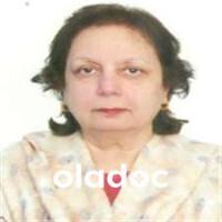 Dr. Farzana Mir (Pathologist) Lahore