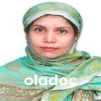 Top Gynecologists in M A Jinnah Road, Karachi - Dr. Shazia Jabbar