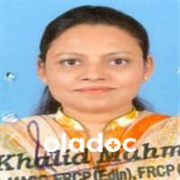 Dr. Rakhshinda Jabeen (General Medicine) Karachi