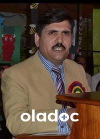 Dr. Mushtaq Khattak (Oral and Maxillofacial Surgeon) Peshawar