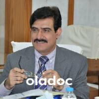 Dr. Mumtaz Ali Marwat (Hematologist) Peshawar