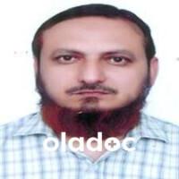 Dr. Khowaja M.Faiz ur Rab (Eye Specialist) Karachi