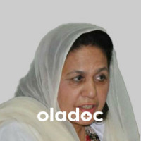 Top gynecologist in Peshawar - Prof. Dr. Iqbal Begum