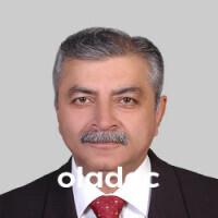 Prof. Dr. Amjad Siraj Memon (General Surgeon, Laparoscopic Surgeon) Karachi