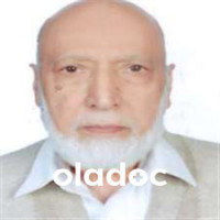 Top Doctor for Infectious Diseases in Peshawar - Dr. S.Musannif Shah