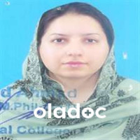 Top Doctor for Menstruation Problems in Peshawar - Dr. Naila Nasr Malik