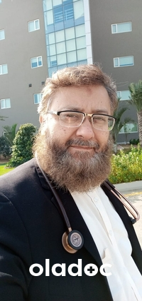 Top Gastroenterologist Karachi Dr. Mirza Rehan Baig