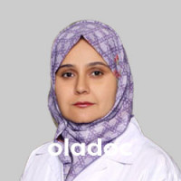Top Doctor for Vasculitis in Karachi - Dr. Lubna Nazir