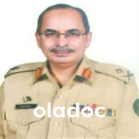 Top Doctor for Anal Fissure in Islamabad - Maj. Gen. (R) Prof. Dr. Maqbool Ahmad