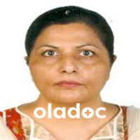 Prof Dr. Ghazala Hanif (Pediatric Histopathologist) Lahore