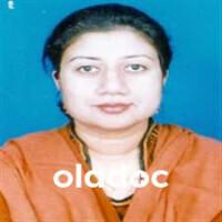 Top Gynecologists in F 8 Markaz, Islamabad - Dr. Jamilah Riaz Janjua
