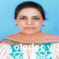 Dr. Aizza Zafar (Pediatric Microbiologist) Lahore