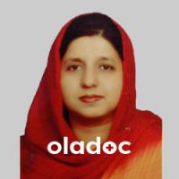 Assoc. Prof. Dr. Afsheen Batool Raza (Pediatrician) Lahore