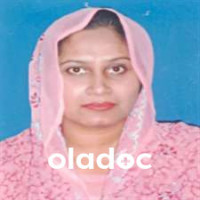 Dr. Saadia Anwar (Child Specialist, Oncologist) Lahore