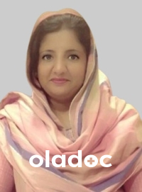Dr. Lubna Saleem (Gynecologist, Obstetrician) Islamabad
