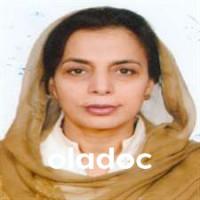 Top Gynecologist in F 7, Islamabad - Dr. Naila Israr