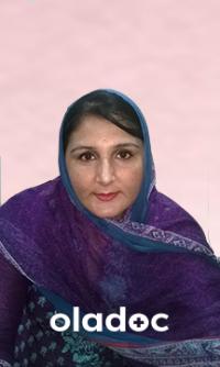 Dr. Sajida Guftaar (Gynecologist, Obstetrician) Islamabad