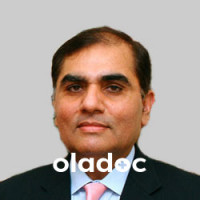 Top Doctor for Hepatobiliary Disease in Islamabad - Prof. Dr. Muzzaffar Lateef Gill