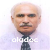Prof. Dr. Khalid Maqsood (Pediatric Urologist, Pediatric Surgeon) Lahore