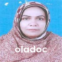 Dr. Tehmina Shabbir (Gynecologist) Karachi
