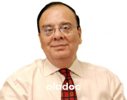 Top Ivf Consultants in Karachi - Prof. Dr. Javaid Haider Rizvi