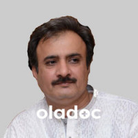 Top Doctor for Male Infertility in Islamabad - Dr. Khalid Saeed