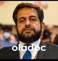 Dr. Ahmad Uzair Qureshi (General Surgeon, Laparoscopic Surgeon, Colorectal Surgeon, Colorectal Cancer Surgeon) Lahore