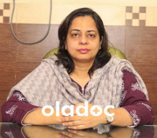 Prof. Dr. Shaista Waheed (Gynecologist, Obstetrician) Lahore