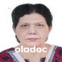 Top Gynecologists in Model Town, Lahore - Dr. Jamila Farooq