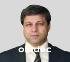 Dr. M.Ali Rafique (Plastic Surgeon) Lahore