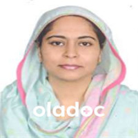 Top Gynecologists in Punjab Society, Lahore - Dr. Alia Zainab Asad