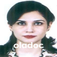 Top Doctor for Peripheral Artery Disease in Lahore - Dr. Fariha Sadaf